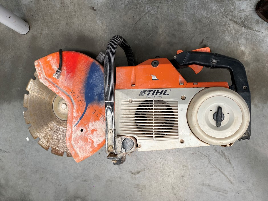Stihl TS460 14'' Concrete Cutting Saw