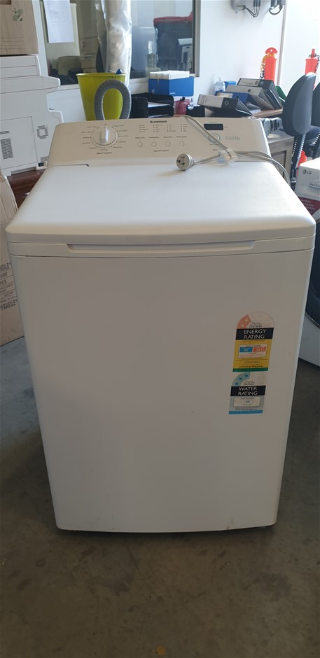 Swt7542 7.5Kg Top Load Washer