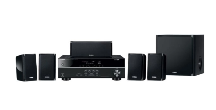 Yamaha YHT-1840 Home Theatre System