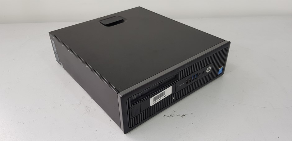 Hp ProDesk 600 SFF Desktop Pc ( J4K94PT )