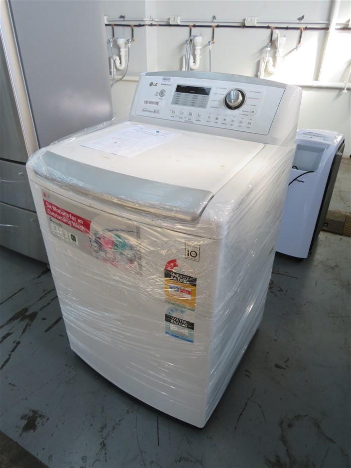 LG WT-R10686 10Kg Top Load Washing Machine