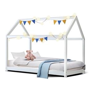 Artiss Single Size Wooden Bed Frame Matt