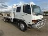 1996 Mitsubishi FK600 4x2 Tilt Tray Truck (Pooraka, SA)