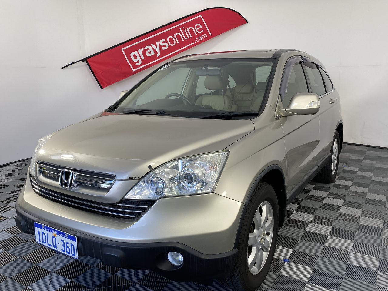 2007 Honda CR-V Luxury RE Automatic Wagon