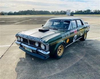 1971 Ford Falcon XY GT (Ex Pete Geoghegan Bathurst Legends Car)