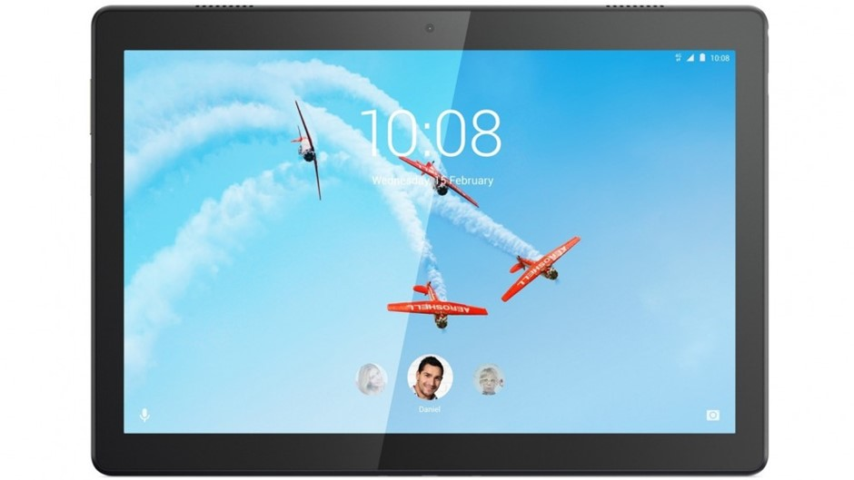 Lenovo TabM10 10.1-inch Tablet, Black