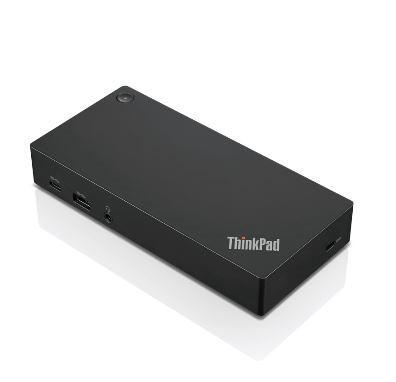 Lenovo ThinkPad USB-C Dock Gen 2, Black