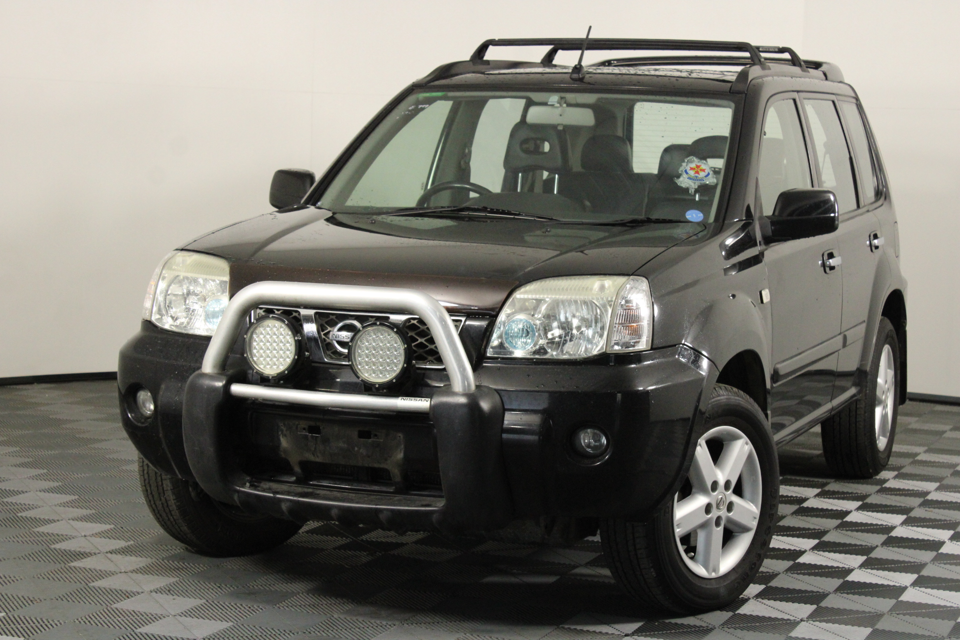 2005 Nissan X-Trail TI Luxury T30 Automatic Wagon