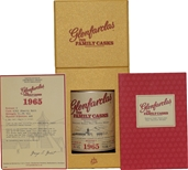 Glenfarclas Family Cask Single Malt Scotch Whisky 1965 (1 x 700mL),