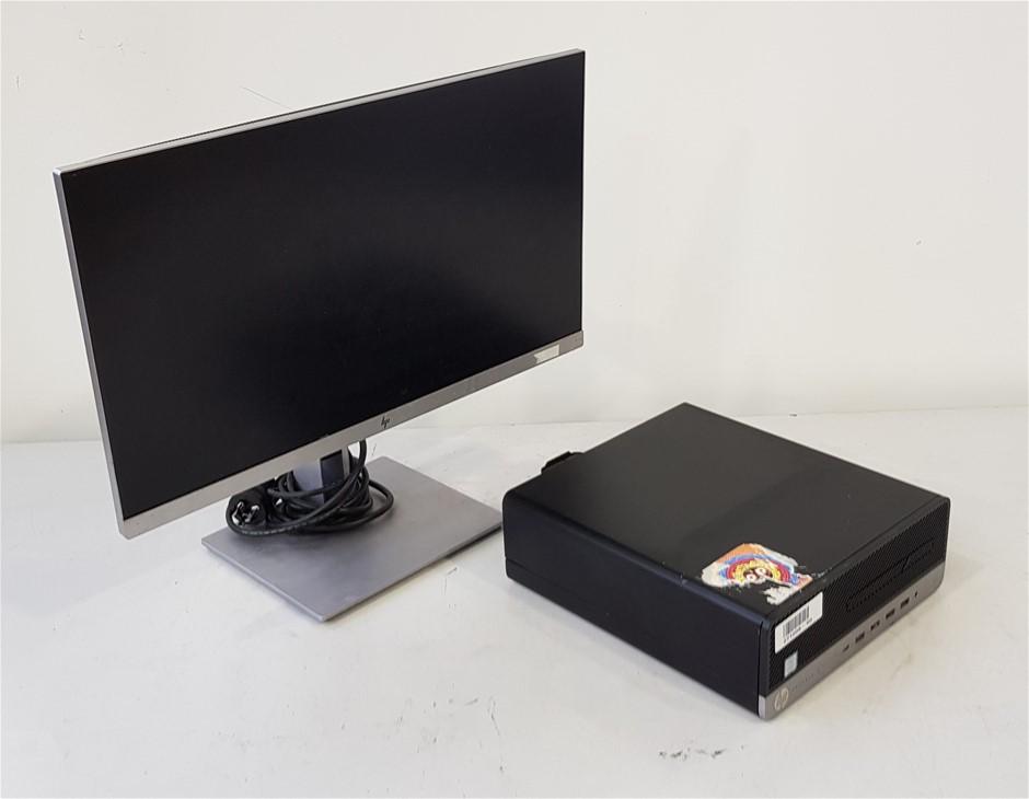 Hp ProDesk 600 G3 SFF Desktop Pc ( 1MF41PA )