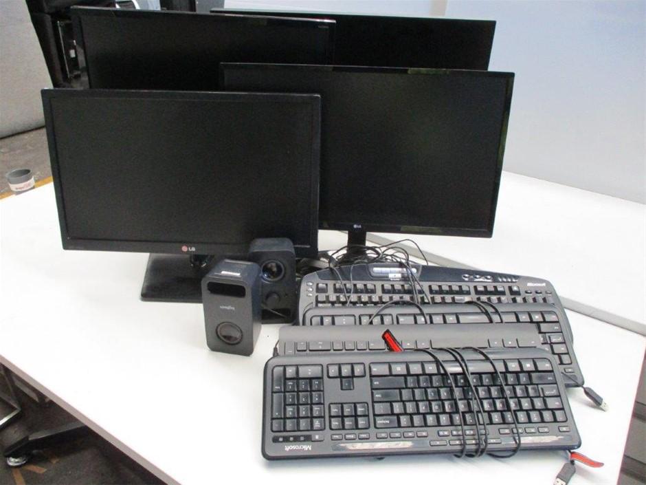 Pallet Computer Components