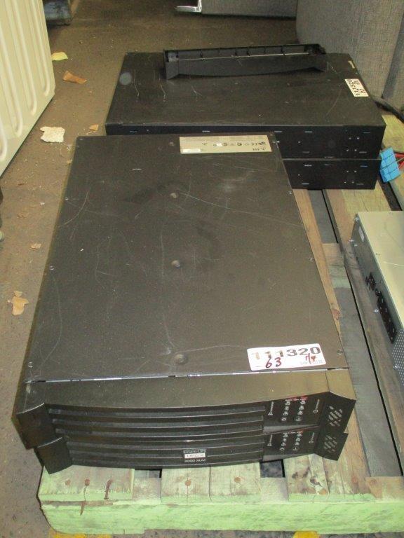 Qty 4 x UPS Back Up Batteries