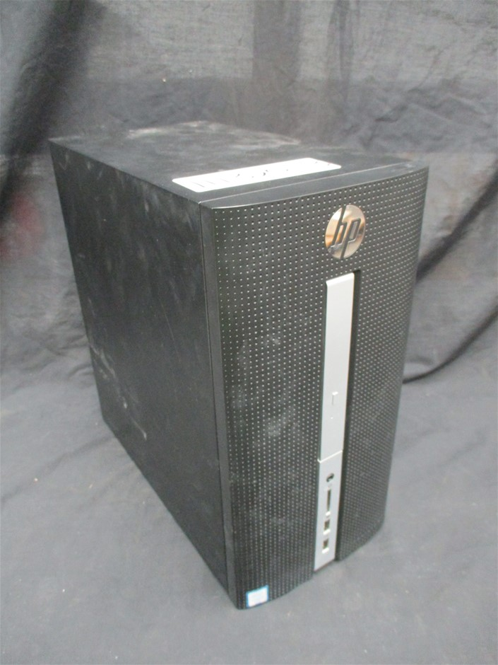 HP 510-p051a Mid Tower Desktop PC