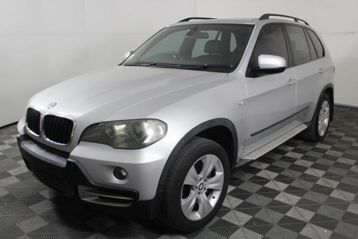 2007 BMW X5 3.0d E70 Turbo Diesel Automatic 7 Seat Wagon