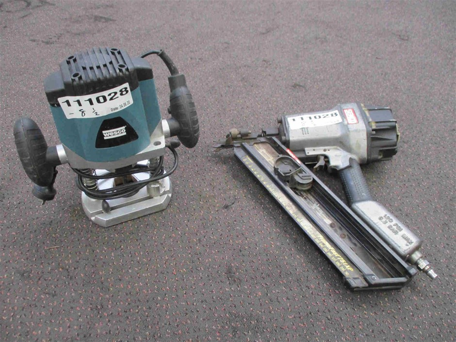 Qty 2 x Assorted Power Tools