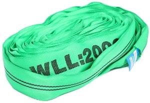 Round Lifting Sling, WLL 2000kg x 3.5M (