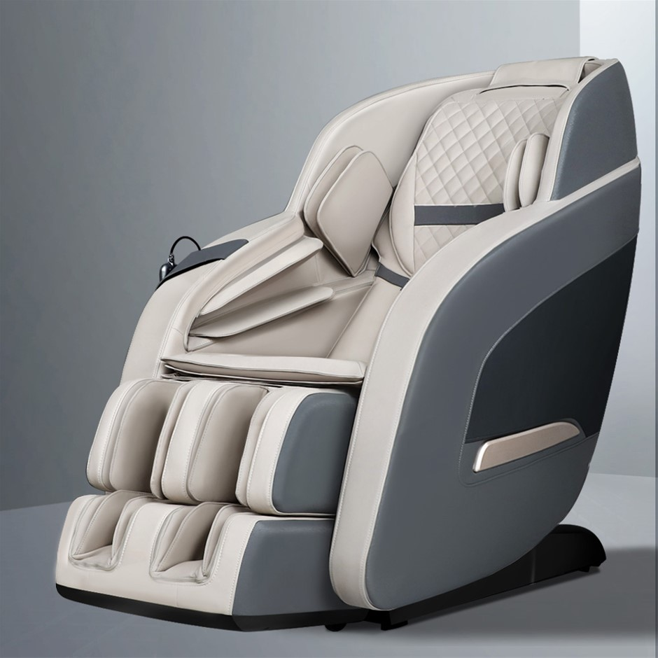 3D Electric Massage Chair Zero Gravity Recliner Shiatsu Kneading