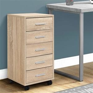 5 Drawer Filing Cabinet Storage Drawers