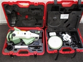 2007 Leica Topstation With Accessories