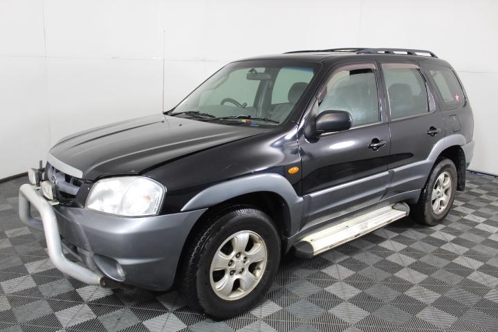 2002 Mazda Tribute Classic Automatic Wagon