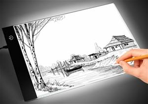 A4 LED Light Box Tracing Board Art Desig