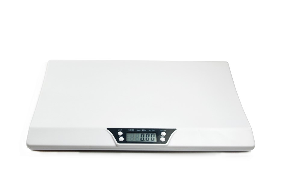 Electronic Digital Baby Scale Weight Scales Monitor Tracker Pet