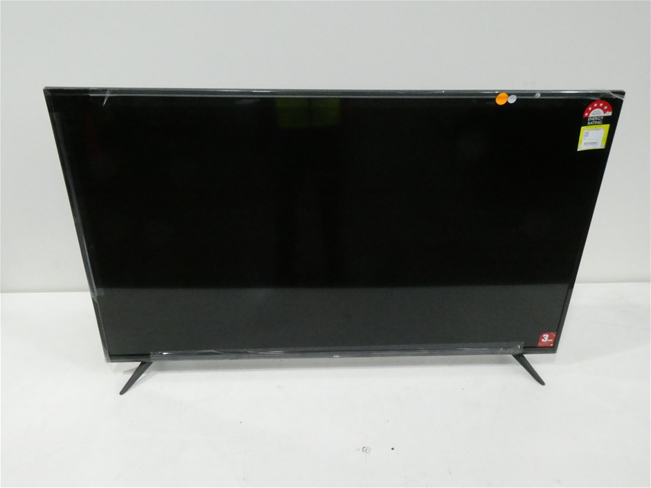 TCL Series P 55 inch P4 UHD Smart TV (55P4US)