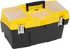 STANLEY Jumbo Cantilever Tool Box 49.5cm. Buyers Note - Discount Freight Ra