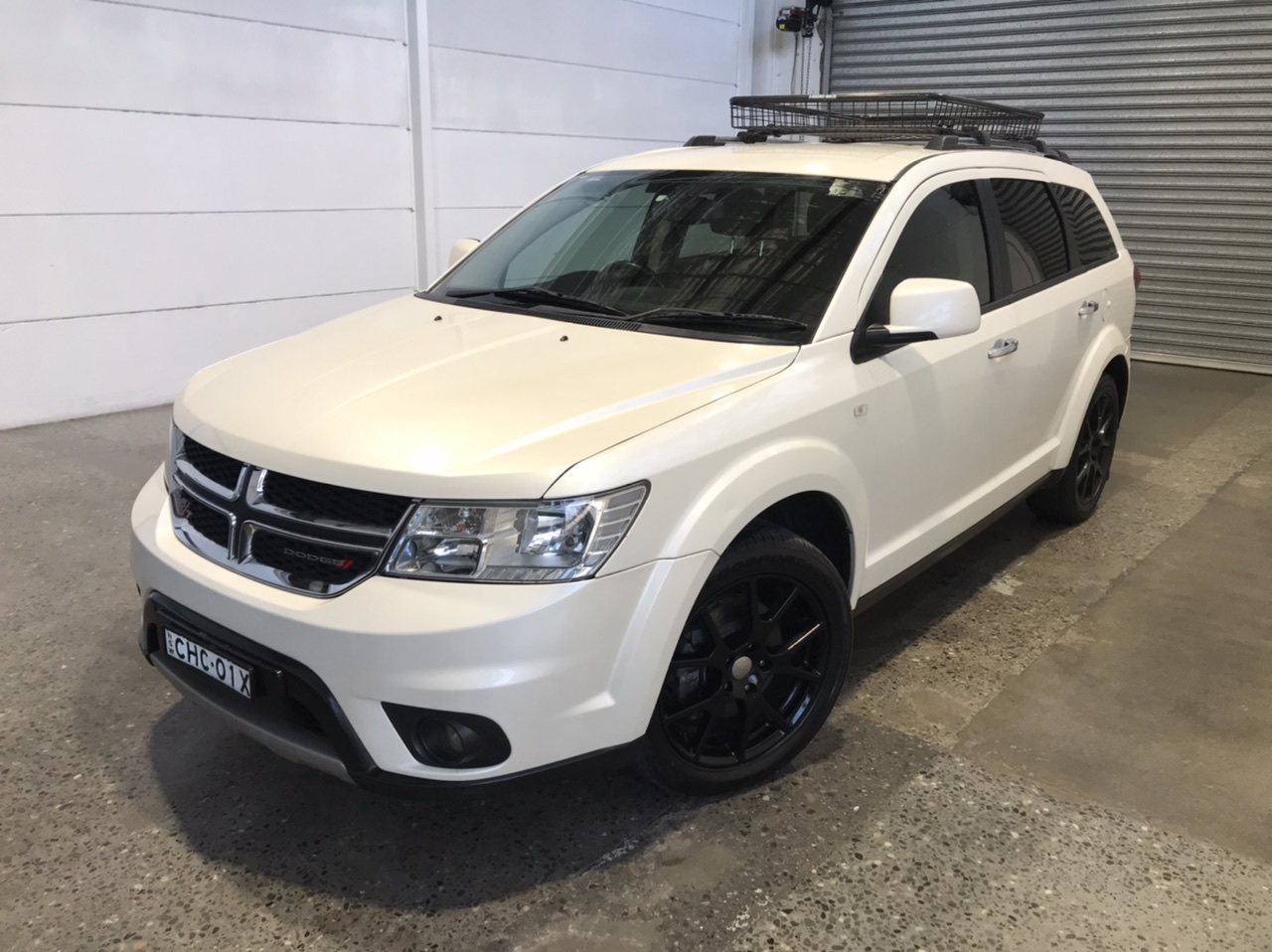 Dodge Journey R/T Automatic 7 Seats People Mover