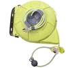 CORDTECH Auto Re-Wind Electric Lead Workshop Reel, 15M & 2M With Thermal Cu