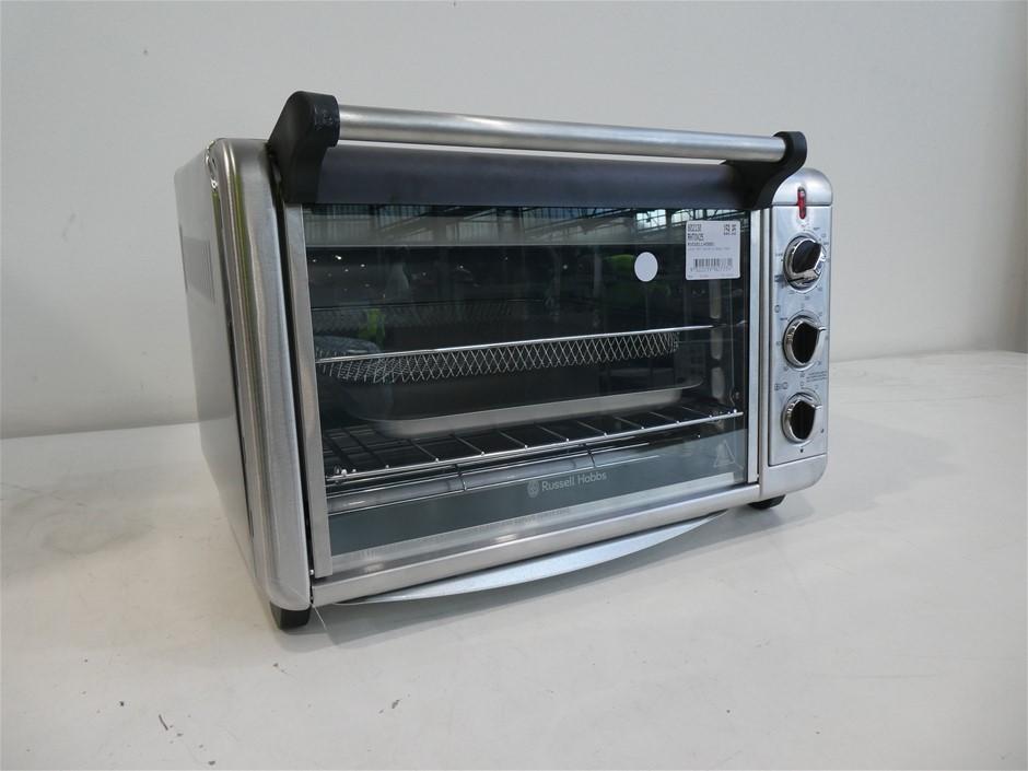 Russell Hobbs Air Fry Crisp `n Bake Toaster Oven (RHTOV25)