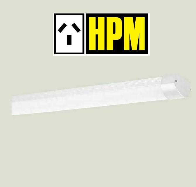 HPM Vega Diffused Linear LED 40W Batten Premium 1200mm Batten LLF014K1200