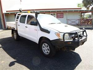 2007 Toyota Hilux 150 SER FWD Manual - D