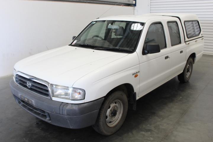1999 Mazda Bravo DX Dual Cab B2600 Manual Dual Cab