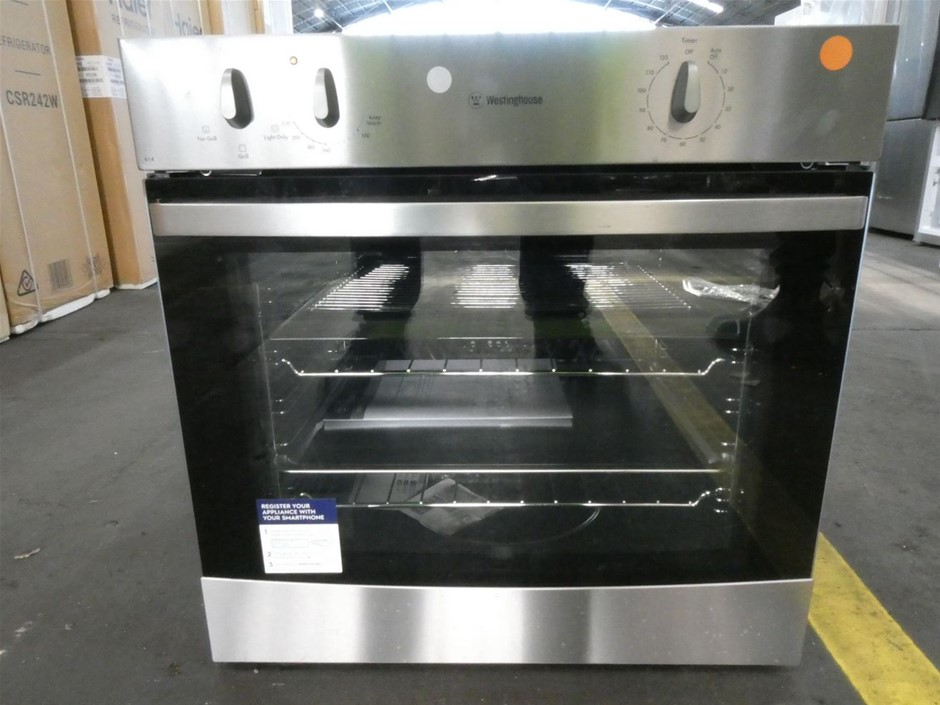 Westinghouse 60cm Electric Built-In Oven (WVE614SA)