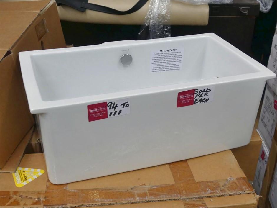 Coroma Quinn 570 Ceramic Under Counter Vanity Basin