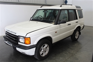 2001 Land Rover Discovery Automatic V8 W