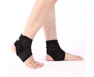 5 Packs Ankle Brace, Support, Sleeve-Bla