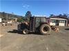 Zetor 12111 120 hp tractor with 20ft mott mulcher
