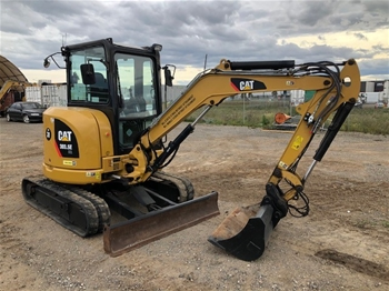 2013 Caterpillar 303.5E Hydraulic Excavator