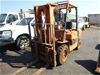 4 Wheel Counterbalance Forklift Toyota 02-5FD30