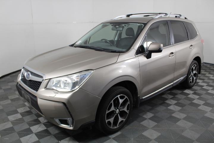 2013 Subaru Forester 2.0XT PREMIUM S4 CVT Wagon