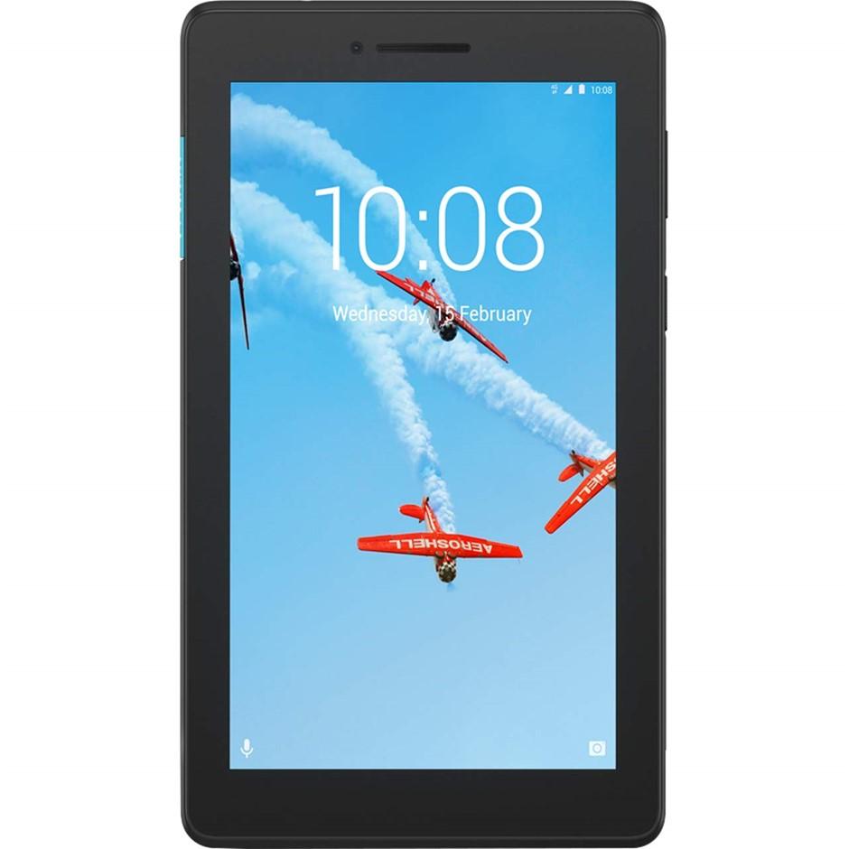 Lenovo Tab E7 Tablet, Black