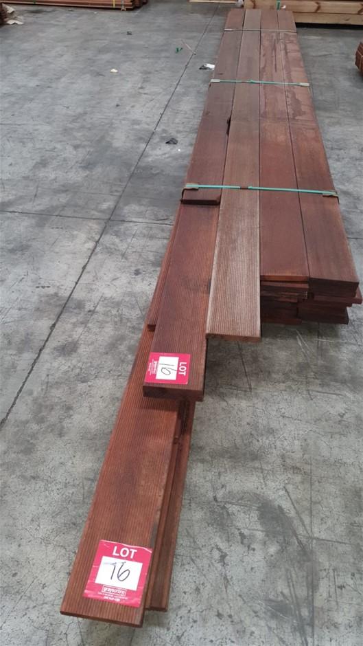 140 x19 Merbau Decking.