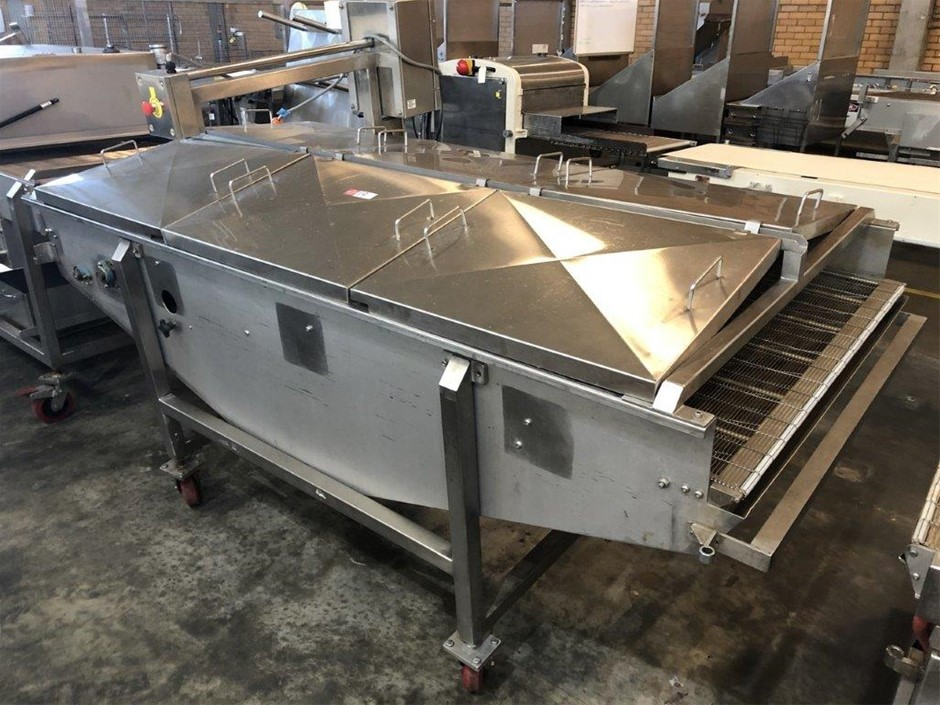Mobile Covered Conveyor