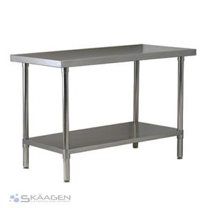Unused 1829mm x 760mm Stainless Steel Be