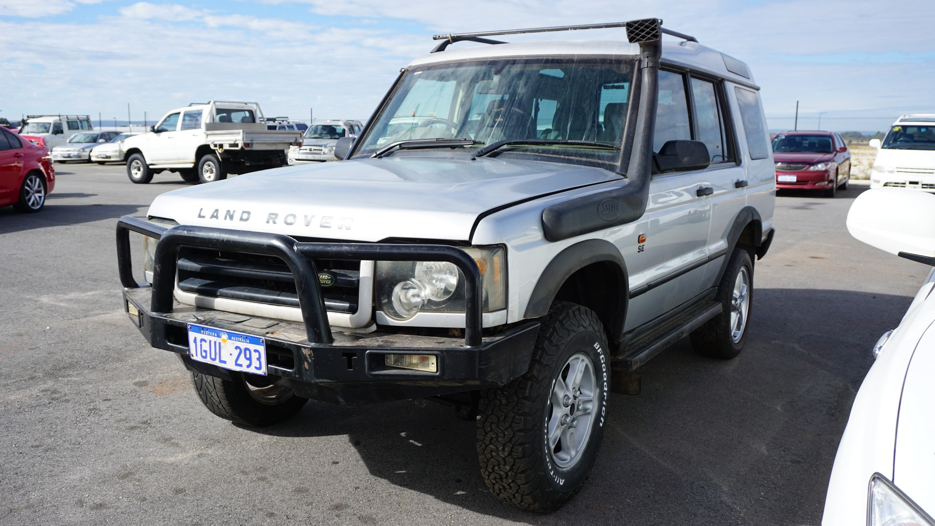 2001 Land Rover Discovery Automatic Wagon