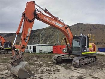 2011 Hitachi ZX200LC-3 Excavator