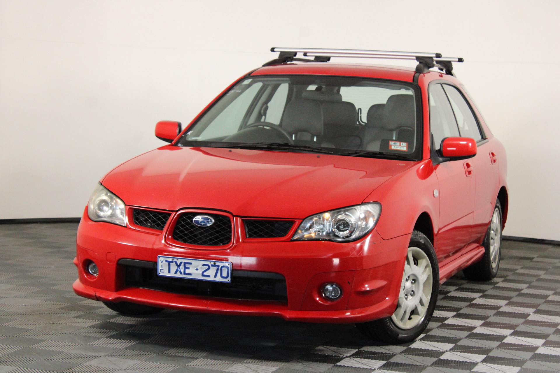 2005 Subaru Impreza 2.0i (AWD) G2 Manual Hatchback