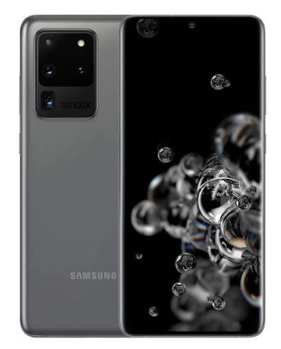 Samsung Galaxy S20 Ultra 5G 128GB Cosmic Grey